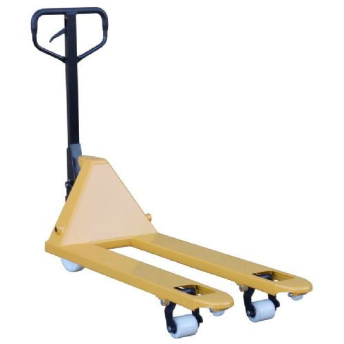 Heavy Duty Pallet Trucks with Brakes <br />Capacity: 2500kg